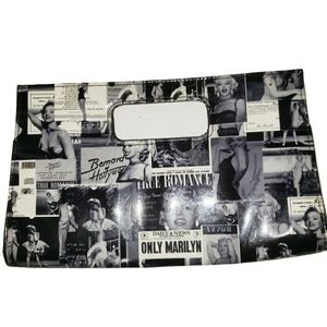 Marilyn Monroe Clutch Bag